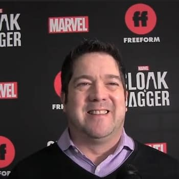 [#SXSW 2018] Cloak and Dagger Red Carpet Interview: Showrunner Joe Pokaski