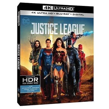 Lets Talk About Justice League on 4K: Kind of the Snyder Cut