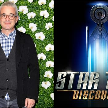 Star Trek: Discovery EP Alex Kurtzman to Boldly Direct Season 2 Premiere