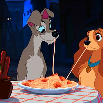 Classic Disney Film Lady and the Tramp to Get Live-Action Remake Treatment