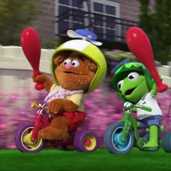 Muppet Babies: Kermit and Fozzie Take Show-n-Tell to the Extreme in New Preview