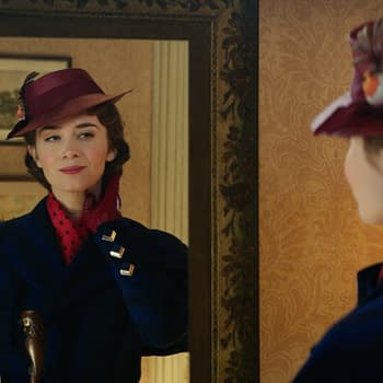 Check Out This New Poster from Mary Poppins Returns
