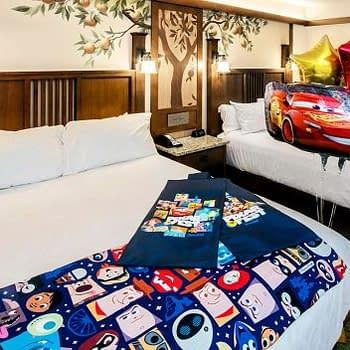 Indulge in Disneyland Resorts Newest Hotel Package: Pixar Fest