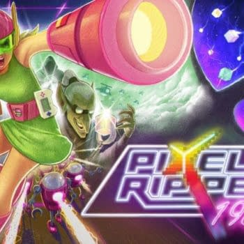 Pixel Ripped 1989 Announced for GCD and PAX East Debut