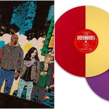 mondo defenders vinyl