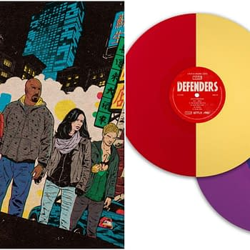 Mondo Music Release of the Week: Marvels The Defenders Soundtrack