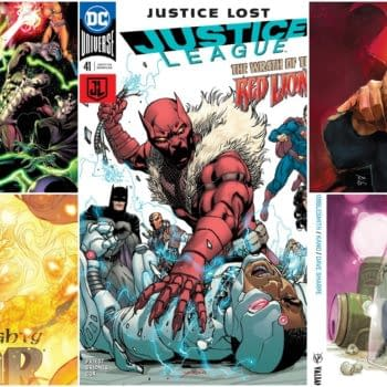 Comic Book Wins and Losses, Week of March 21st, 2018: Justice League and Thanos Ascendant