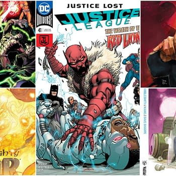 Comic Book Wins and Losses Week of March 21st 2018: Justice League and Thanos Ascendant