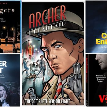Archer Disaster Artist and More: A Look at Marchs DVD/Blu-Ray Special Features