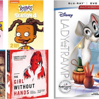 Rugrats Lady and the Tramp and More: A Look at Februarys DVD/Blu-Ray Special Features