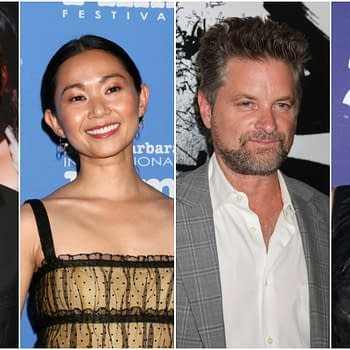 Amazons Homecoming: Hong Chau Shea Whigham Jeremy Allen White and Sydney Tamiia Poitier Cast