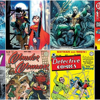 8 More Absolute/Omnibus Books from DC Comics from Flashpoint to Before Watchmen