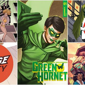 Comics for Your Pull Box March 7th 2018: Green Hornet #1 Ghostbusters Annual and More