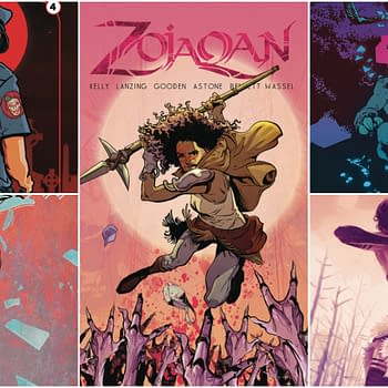 Zojaqan Complete Series Collected: Vault Comics June 2018 Solicits