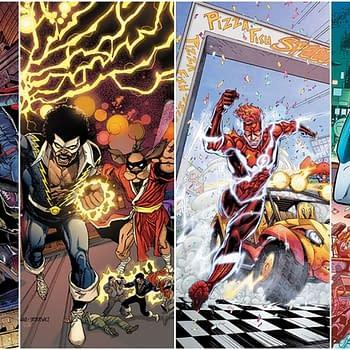 New DC/Hanna-Barbera Give Us Black Lightning/Hong Kong Phooey and Many More