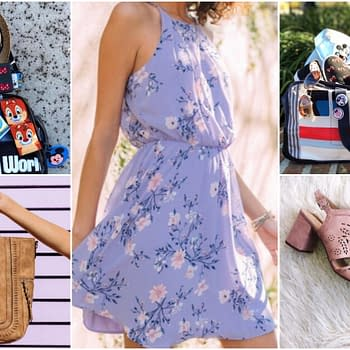 Fashionable New Items Arrive at Disney Springs in Time for Spring Break