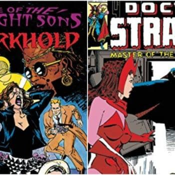 Amazon: The Return of Darkhold to Marvel Comics in October?