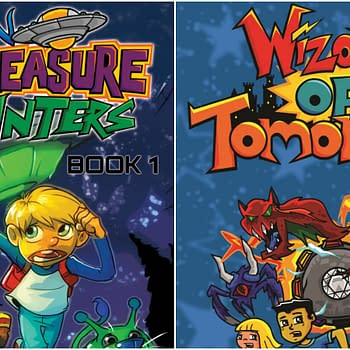 Castle Talk: Connor Hoover Is Here for Some Alien Treasure Hunting and Time-Traveling Wizards