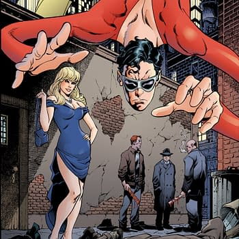 Plastic Man a New Comic Series by Gail Simone and Adriana Melo