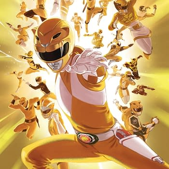 The Ranger Slayer a New Zord and Lots of Variants in Power Rangers: Shattered Grid This June