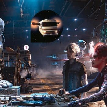 Go Inside Aech's Garage in These New Ready Player One Images
