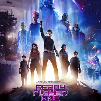 [SPOILERS] Lets Talk About Ready Player One: Spielberg Goes Guns-to-Radios Again