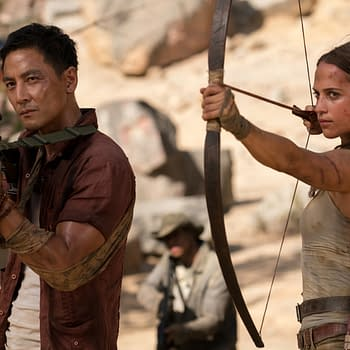 Tomb Raider Review: FINALLY A Video Game Movie That Isnt Cringe-Worthy
