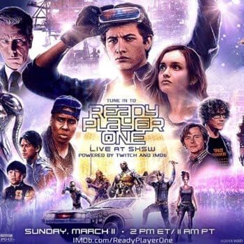 Ready Player One World Premiere Will Happen at #SXSW