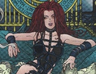 After 20 Years Marvel to Publish Warren Elliss 2 Issues of Satana