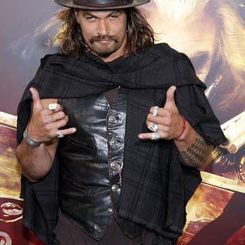 The Crow Reboot Starring Jason Momoa Gets a Release Date