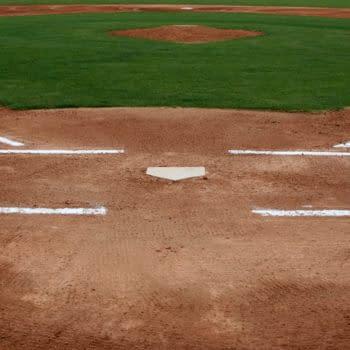 Baseball Batter's Box and Infield -- David Lee/Shutterstock.com