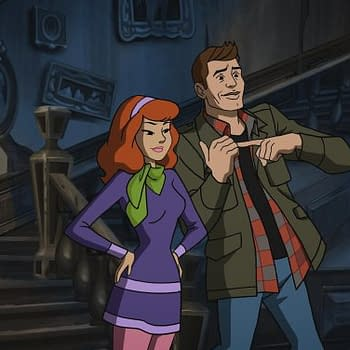 Supernatural/Scooby-Doo Crossover Pics: Zoinks Sam Dean Youre Animated