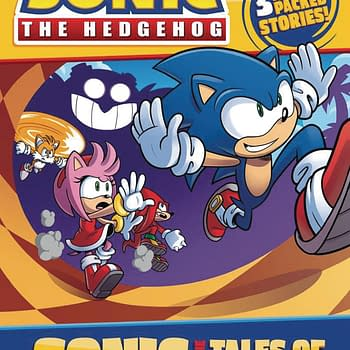 Review: Reaching Younger Readers with Sonic The Hedgehog