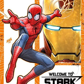 John Barber and Todd Nauck Take Teen Spider-Man to Science Camp in Digital Series Spidey: Schools Out