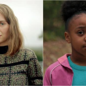 Stranger Things 3: Maya Thurman-Hawke Cast; Priah Ferguson Recurring