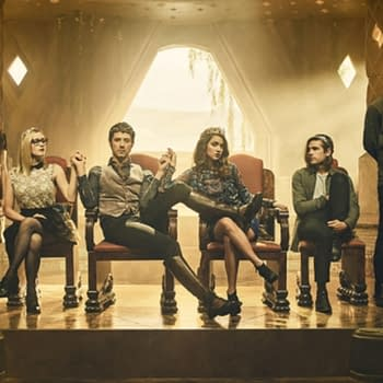Syfy Renews The Magicians for a Fourth Season