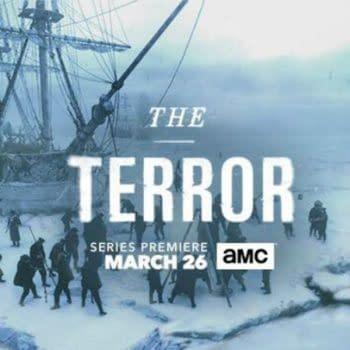 amc The Terror banner