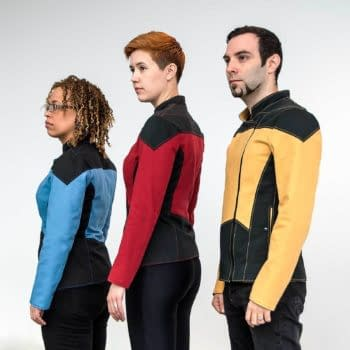 Roddenberry Releases Star Trek Starfleet Moto Jackets for Preorder