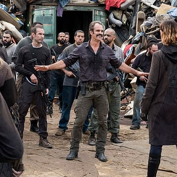 The Walking Dead Rewind: A Look Back at The Lost and the Plunderers