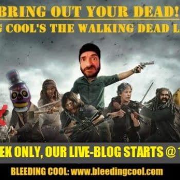 TIME CHANGE: Join Bleeding Cool's Walking Dead Live-Blog Post Oscars