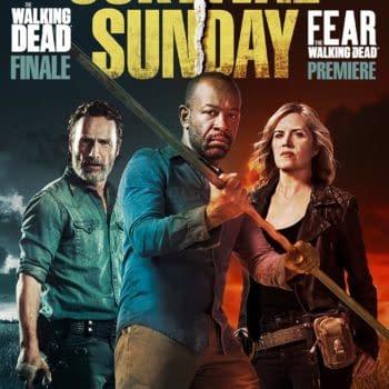 Watch The Walking Dead Finale, Fear the Walking Dead Premiere in Theaters on April 15