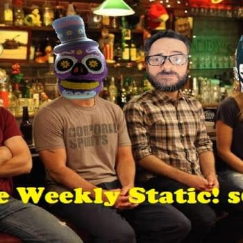 Buffy, Punk, Dr. Who, Black-ish and Inclusion Riders! [The Weekly Static s01e31]