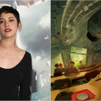 Undone: BoJack Team Casts Rosa Salazar in Amazon Animated Series