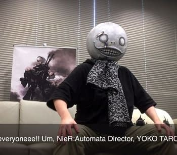 Director Yoko Taro Shares Special Message with NieR: Automata for First Anniversary