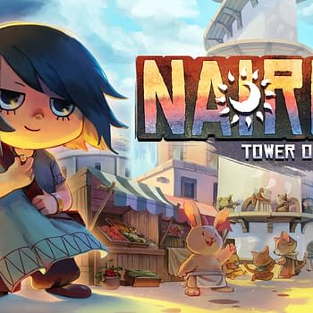 HomeBearStudios Nairi: Tower of Shirin is Coming to the Nintendo Switch