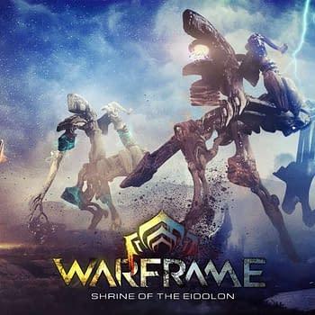 Warframes Latest Update Shrine of the Eidolon Re-Balances Weapons and Warframes
