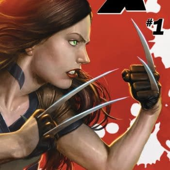 X-23 cover july 2018