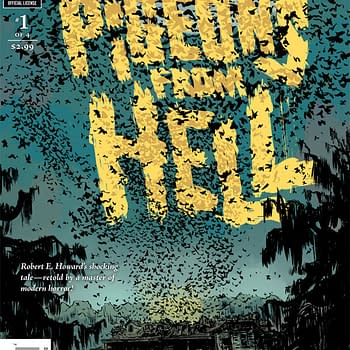 Robert E. Howards Estate to Trademark Pigeons From Hell Comics