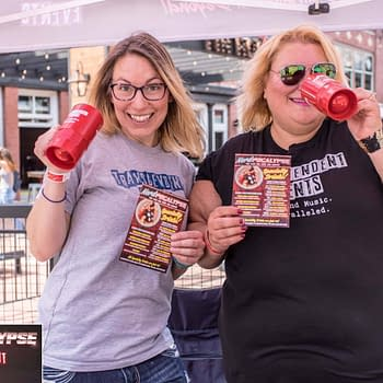 The Nerds Came, Saw, and Conquered Baltimore's Power Plant Live: Photos