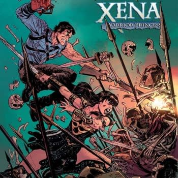 Read Army of Darkness / Xena: Forever… and a Day #1, Part of Dynamite's Latest Digital Bundle
